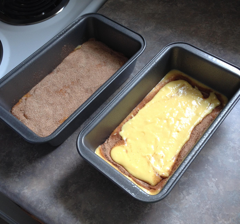 Cinnamon Loaf Cake - 3